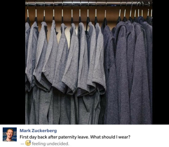 Facebook Founder Mark Zuckerberg Is Worth $37 Billion, However You Need To See His Wardrobe (Photos)