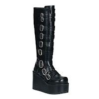 Platform Boots Gothic1