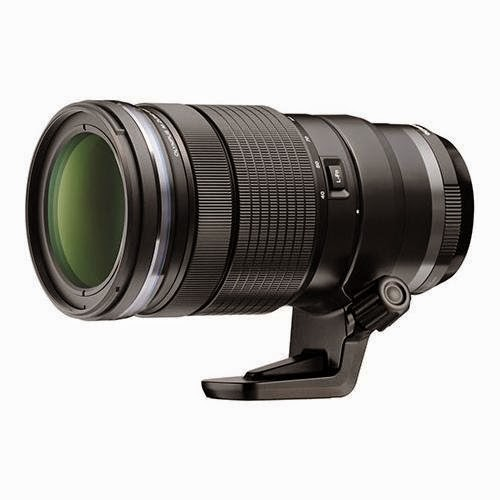 Olympus M. Zuiko Digital ED 40-150mm F2.8 Pro lens