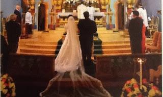 Casamentos que o Papa não abençoa