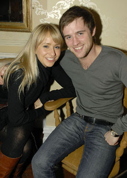 Jonas Armstrong Girlfriend