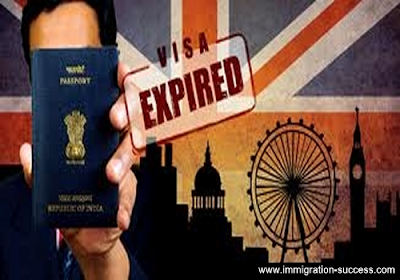 overstay in UK visit visa