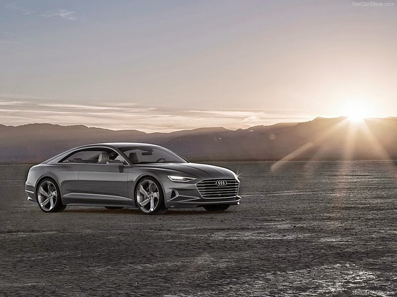 2015 Audi Prologue Piloted Driving Concept