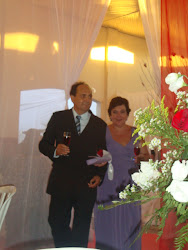Casamento do meu sobrinho.