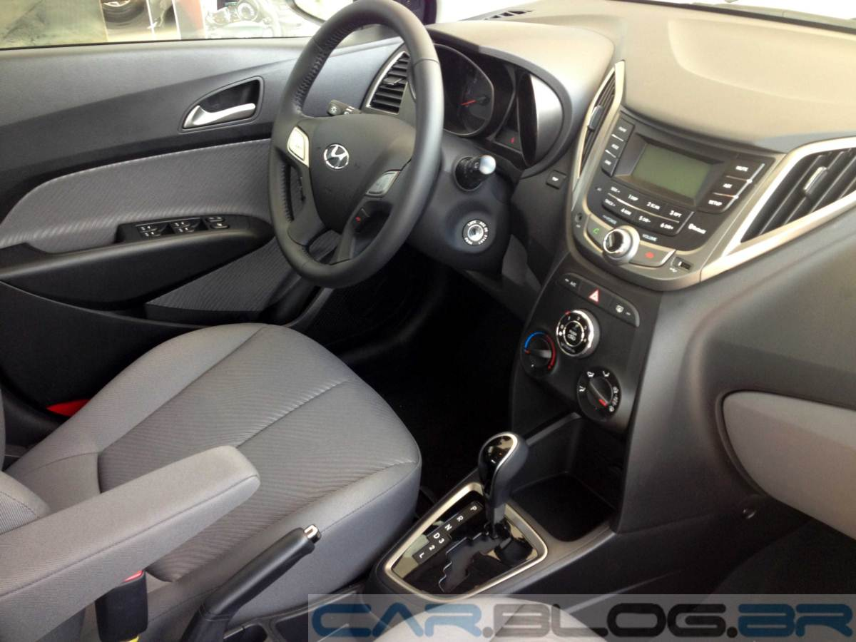 Hyundai HB20 2015 - preços