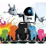 Xe điện 1 bánh IPS trẻ em