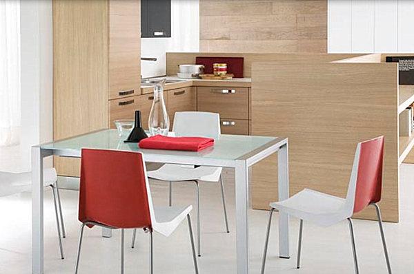 Mesas y sillas de cocina impresionantes para un hogar - Mesas y sillas de cocina modernas ...