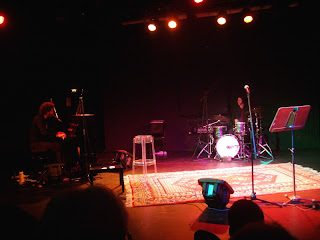 26.10.2012 Dortmund - Schauspielhaus: Paul Wallfisch & Brian Viglione