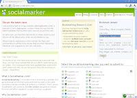 Submit Ke Social Bookmark Via SocialMarker