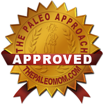 Comfort Bites is approved by Paleomom!