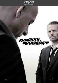 Rapido y Furioso 7 [2015] [Latino/Ingles] [DVDR4/NTSC] Final