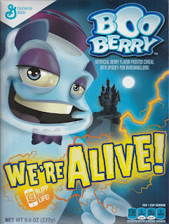 Front of the Boo Berry 2015 box