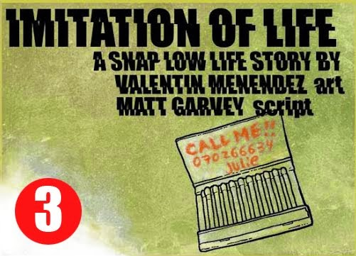 Imitation of life (short_