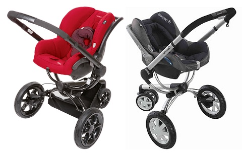 Thanks, Mail Carrier | Purchase a Quinny Stroller, Get a Maxi-Cosi