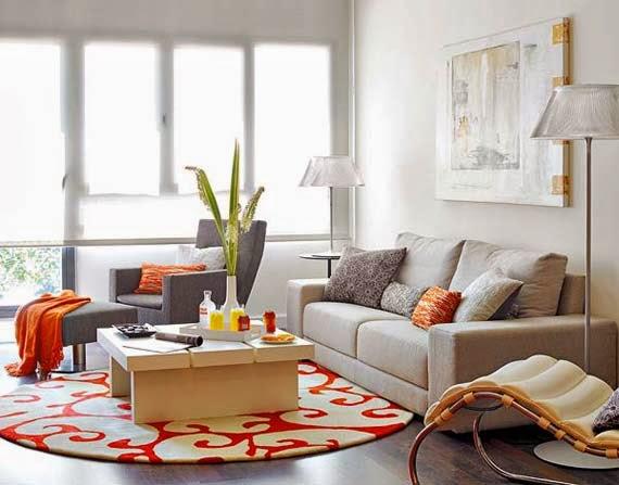 soggiorno verde e marrone: colore pareti soggiorno fotogallery ... - Soggiorno Verde E Marrone 2