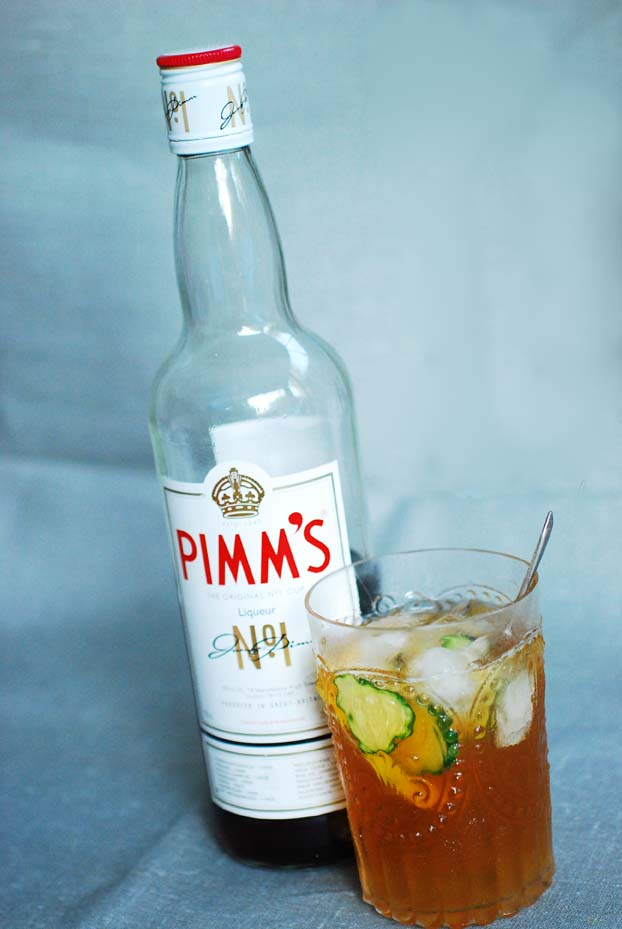 Q made cocktail pimm 39 s cup no 1 for What to mix with pimms