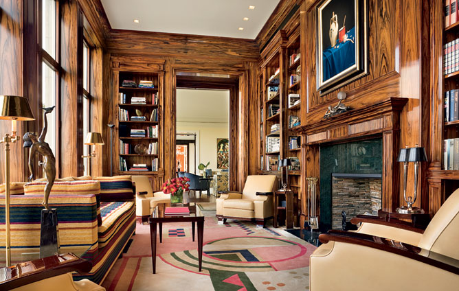 Former Citigroup Head Sanford Weill Paid 43 7 Million For A At 15 Central Park West In 2007 The More Than 6 400 Square Foot Price Set Record
