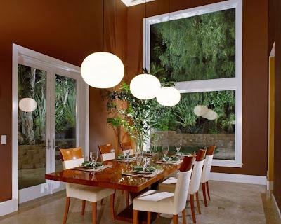 Desain Ruang Makan Minimalis 2014