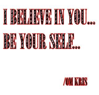 Saya Percaya Pada Anda