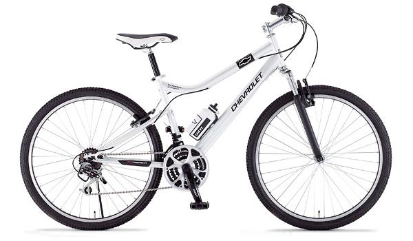 chevrolet bike