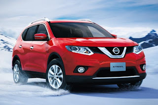 Daftar Harga Mobil Nissan NEW X-TRAIL 2015