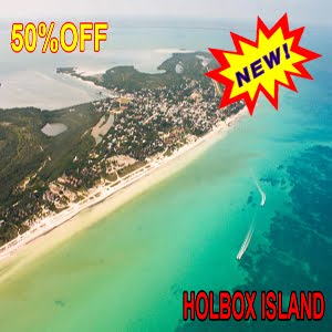 New! Holbox Island