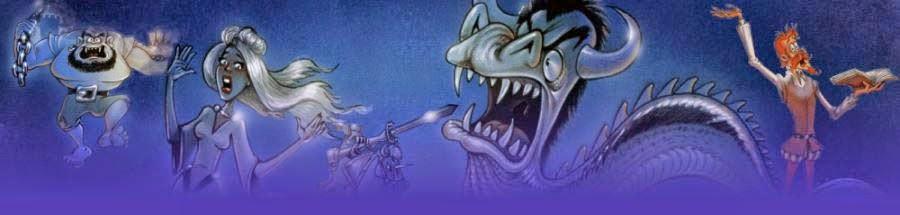 Don Quijote de la Mancha. página oficial de la serie de dibujos animados