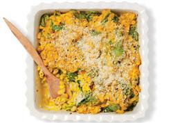 Weight Loss Recipes : Spinach Macaroni and Cheese