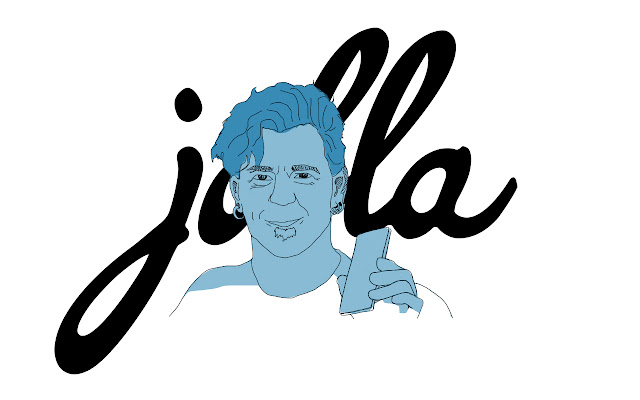 Jolla Marc Dillon illustration phonesplurt.blogspot.com