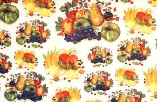 Papel-Frutas del Bosque