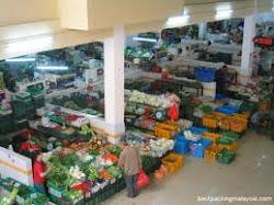 Klik : Pasar  Besar Melaka