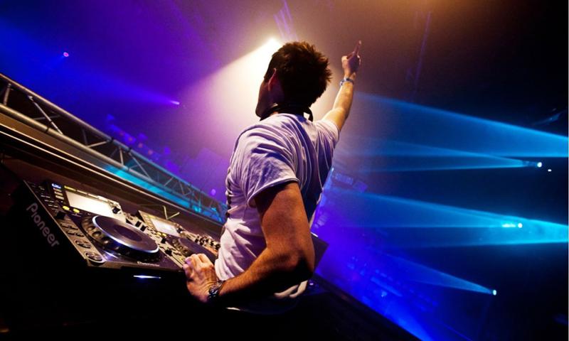 hình nền chủ đề DJ