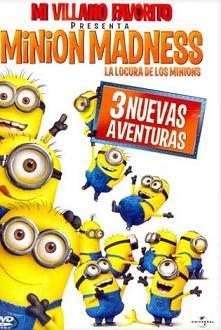 Minion Madness OnIine Español Latino HD | Pelicula Completa Gratis 2013