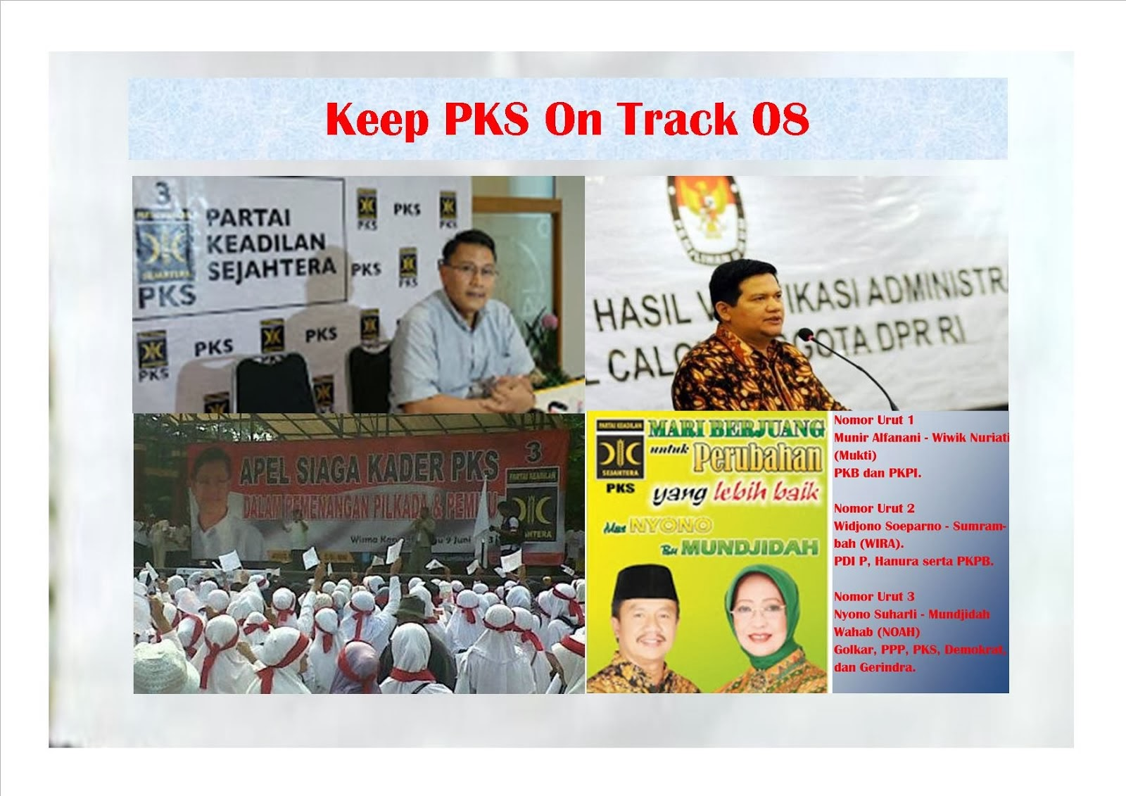 Keep PKS on Track 08