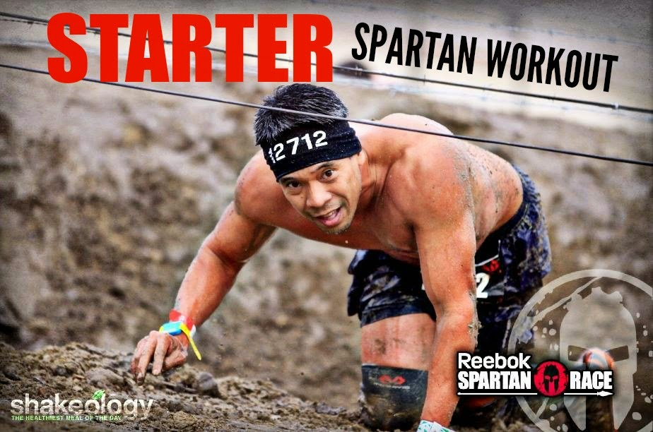 Starter Spartan Race Workout - Spartan Training - Spartan Workout