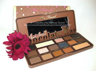Too Faced - Semi-Sweet Chocolate Bar palette