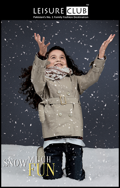 Leisure Club Kids Winter Collection 2014,warm clothing for kids,best chioce for kids,latest collection by leasure club for kids,pakistan no 1 family fashion destination