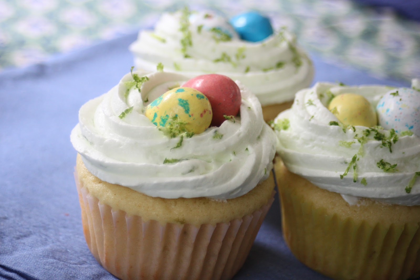 Good Clean Fun: Margarita Cupcakes