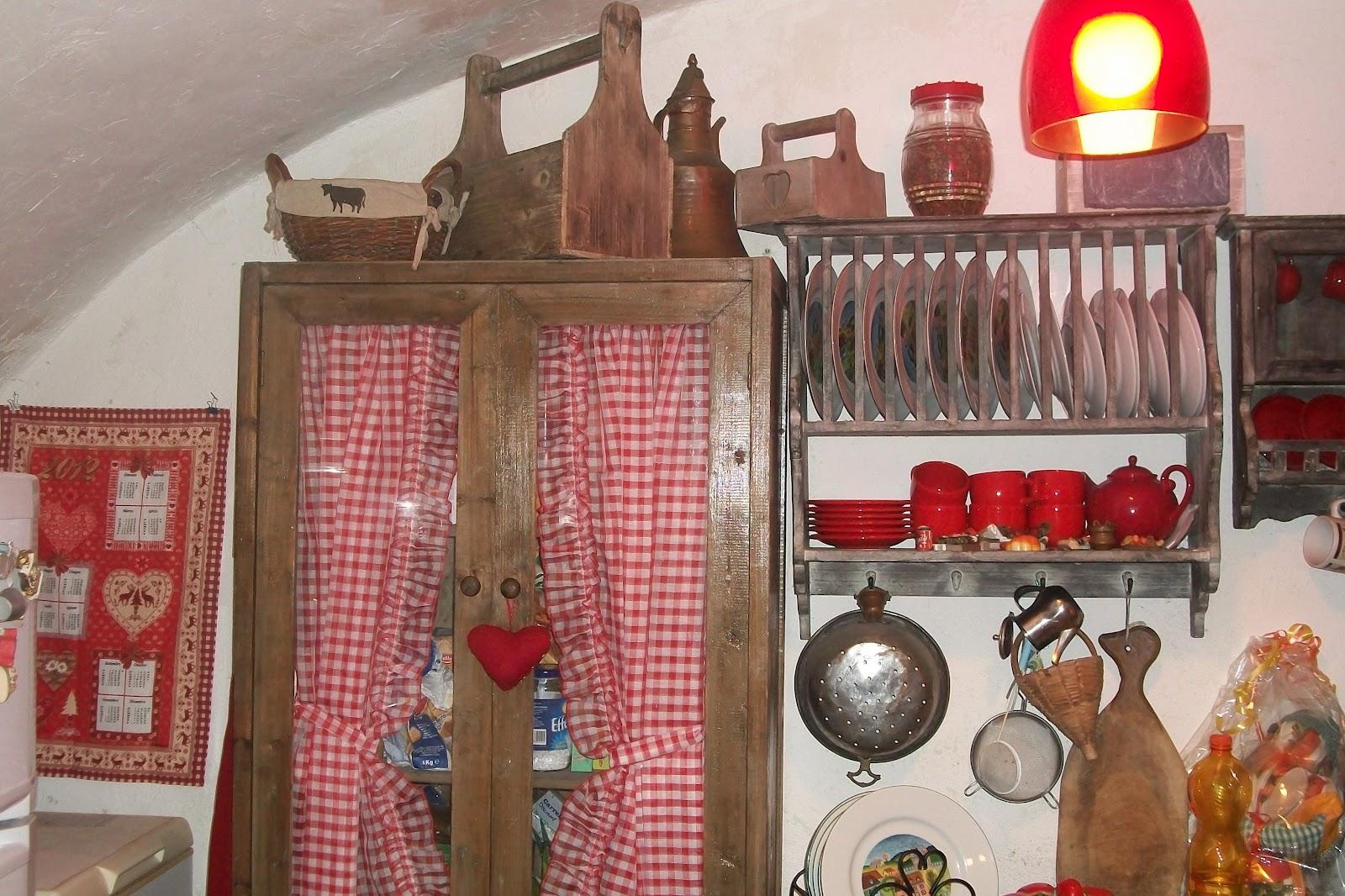 La casa di rory la mia cucina la adoro - Oggetti country per la casa ...