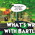 What's Wrong With Bartleby?