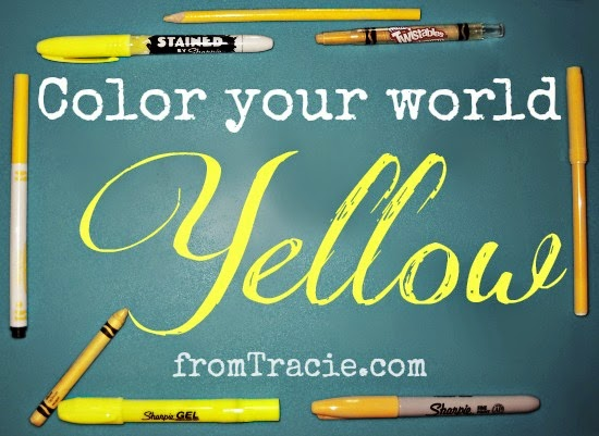 Color Your World Yellow