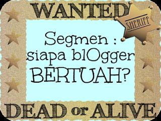Segmen : Siapa blogger bertuah by Anak En.Yusni