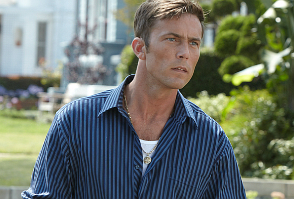 Desmond harrington riding in cars with boys