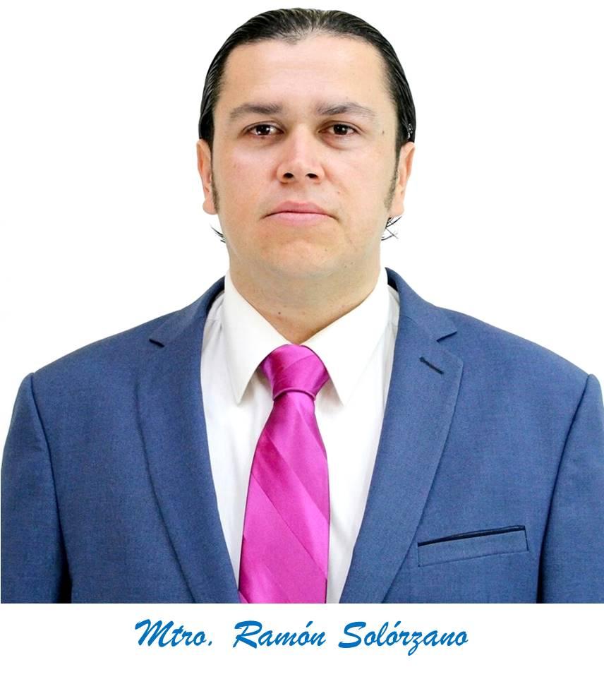 Ramón Solórzano.
