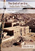 The End of an Era: India Exits Tibet
