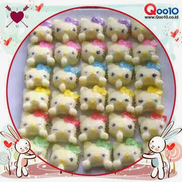 Coklat hello kitty