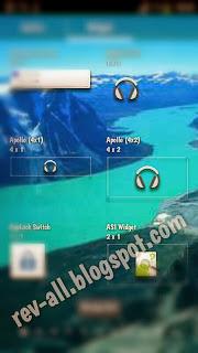 widget apollo - audio player