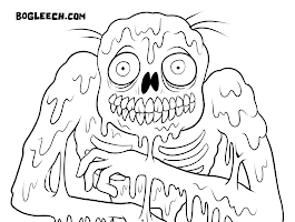 Halloween Coloring Pages For Kids To Color