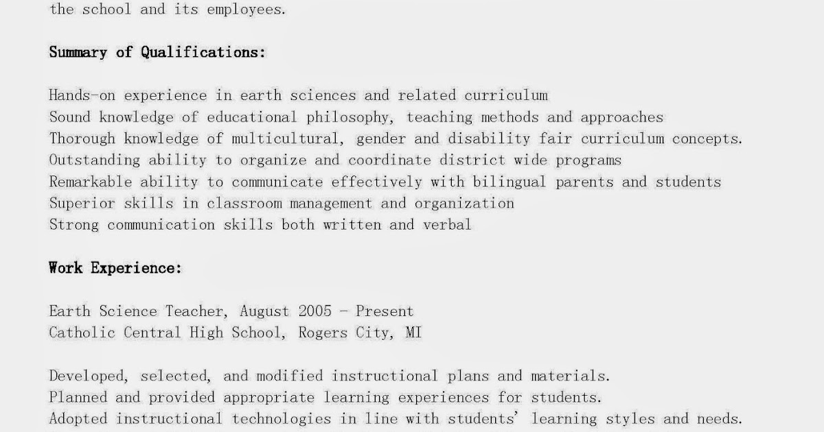 popular homework writer service us essay scholarship college free - Earth Science Teacher Resume