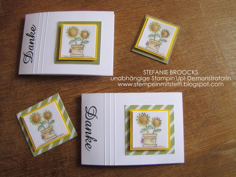 Stempeln mit Steffi: Origami und mehr Inspirationen